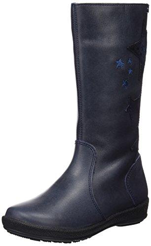GarvalinAmble - Stivali Bambina, Blu (Azul Marino (Kaiser)), 29