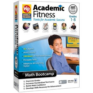 Academic Fitness Math Bootcamp (Weekly Reader)