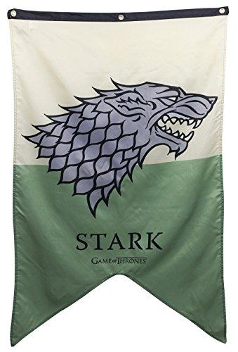 Game Of Thrones Stark Family Banner