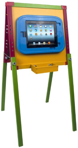 Cta Digital Kids Drawing Easel For Ipad front-218041