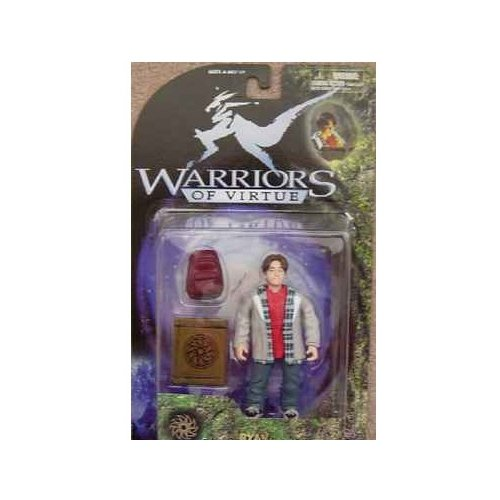 Warriors of Virtue Ryan Action Figure