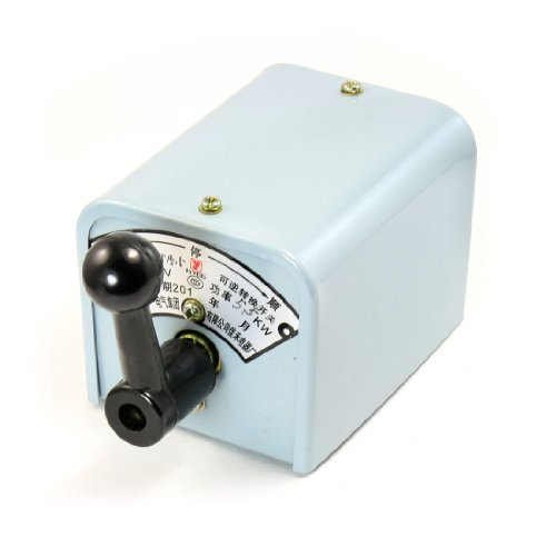 380Vac 5.5Kw Reverseg Drum Switch Forward Stop Reverse Motor Control