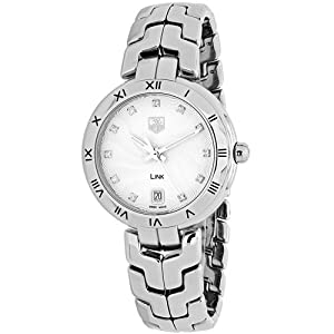 Tag Heuer Women's Link Quartz Watch WAT1311.BA0956