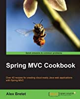 Spring MVC Cookbook Front Cover