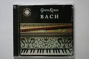 Greta Kraus. Harpsichord. Johann Sebastian Bach (CBC)