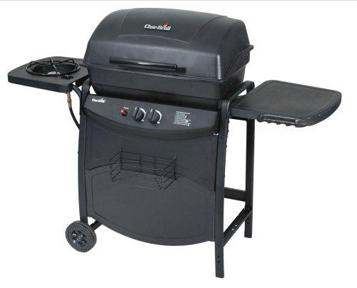 Char-Broil 530 inch² 35,000-BTU 2-Burner Gas Grill with 8,000-BTU Side Burner