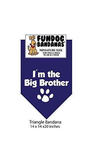mini-bandana-im-the-big-brother-for-small-dogs-less-than-20-lbs-navy-blue-by-fundog-bandanas