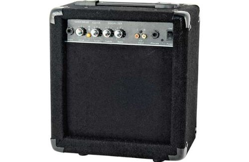 Acoustic Solutions Black 10W Amp