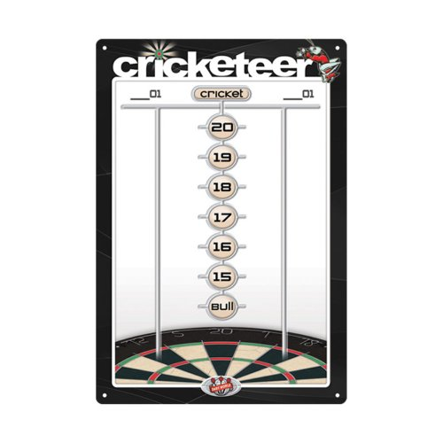 Why Should You Buy Dart World Cricketer Dry Erase Dart Scoreboard (Medium)