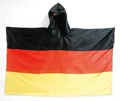 フラッグポンチョ ドイツ