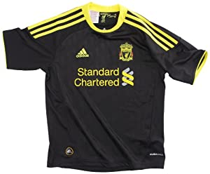 2010-11 Liverpool Adidas 3rd Football Shirt (Kids) from Adidas