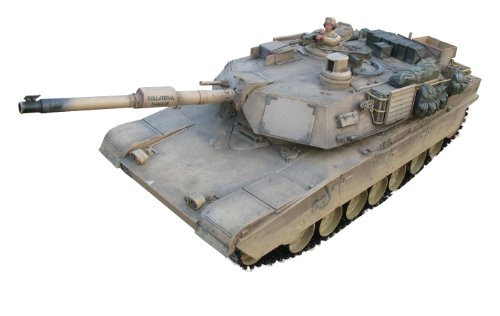 Hobby Engine Premium Label M1A2 Abrams Battle Tank