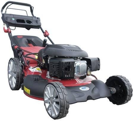 Güde Big Wheeler 560 ES Benzin Rasenmäher 4-Takt (95340) 5.1 PS 173cm³ mit Antrieb 3.6 km/h