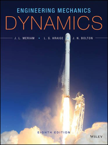 Engineering Mechanics: Dynamics (Engineering Dynamics Meriam compare prices)