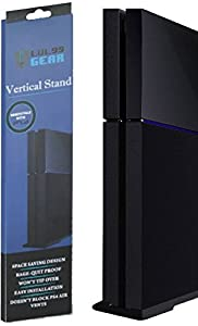 PS4 Stand - Lvl 99 Gear's Playstation 4 Console Vertical Stand