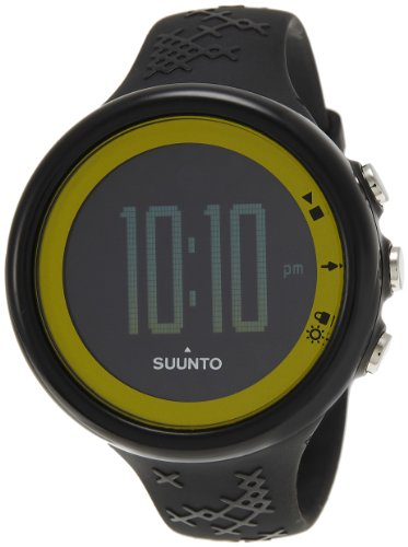 Suunto M5 Womens Heart Rate Monitor - Black/Gold