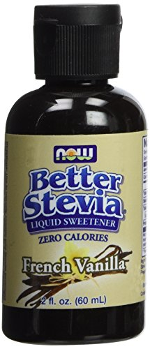 Now Foods French Vanilla Stevia Liquid Extract 2 oz 2 oz Liquid (French Foods compare prices)