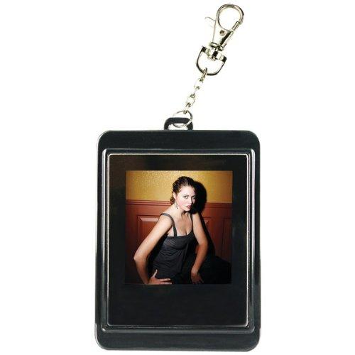 """Naxa Nf588 1.5"""" Lcd Key Chain Photo Frame"""