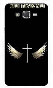 jesus Designer Printed Back Case Cover for Samsung Galaxy J5 (2015)