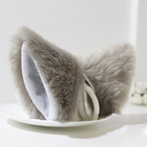 mexud-orecchiette-partys-cat-fox-long-fur-ears-anime-neko-costume-hair-clip-cosplay-light-graywhite