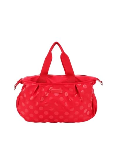 Stellakim Olivia Diaper Bag, Red As You See