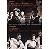 DVD - Mascagni:Cavalleria Rusticana/Leoncavallo: Pagliacci (Metropolitan Opera)