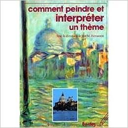 Comment peindre et interpreter un th me 9782040197919 books - Comment peindre un wc ...