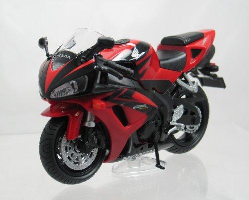 Kentoys 1/12 Die-cast Neo Cycle Motorcycle: Honda CBR 1000RR 2006 (Red)