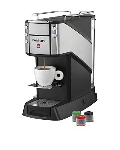 Cuisinart Buona Tazza Single Serve Espresso & Coffee Machine
