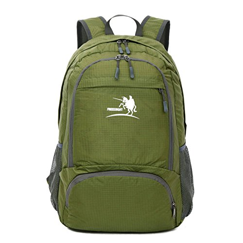 MAXCOOL 35L Foldable Water Resistant Hiking Backpack