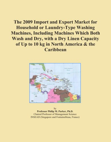 The 2009 Import And Export Market For Household Or Laundry-Type Washing Machines, Including Machines Which Both Wash And Dry, With A Dry Linen Capacity Of Up To 10 Kg In North America & The Caribbean front-389843