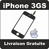 Vitre Tactile compatible pour Iphone 3GS + stiker