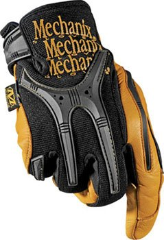 Images for Mechanix Wear CG40-05-011 Black Commercial Grade Heavy Duty Glove, XLarge