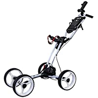 GolferPal EasyPal Electric Auto-Folding/Unfolding Golf Push Cart
