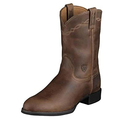 Buy Ariat Mens Heritage Roper Boot by Ariat