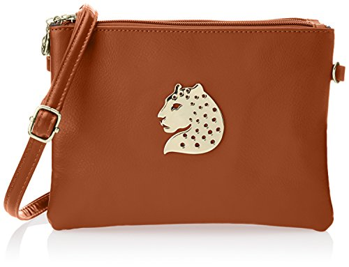 Camel Covo Women's  Sling Bag  (Camel) (Brown)