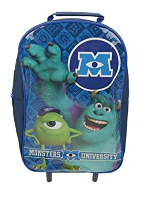 Monsters Inc University Basic Wheelbag from Monsters Inc University