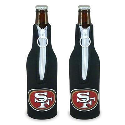 San Francisco 49ers Bottle Cooler 2-Pack