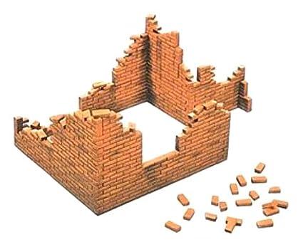 Italeri - I405 - Maquette - Chars d'assaut - Murs de Briques - Echelle 1:35