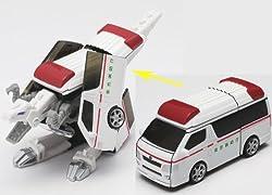 ダイヤロボ DR-0003 トヨタハイエース (救急車) メディカルレックス