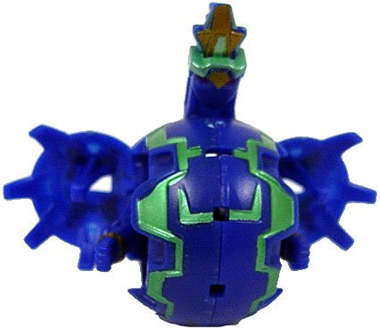 Bakugan New Vestroia Bakuneon LOOSE Single Figure Aquos