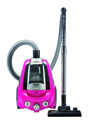 Dirt Devil M2725-7 Popster, beutellos, 2300 Watt, inklusive Parkettbürste, pink