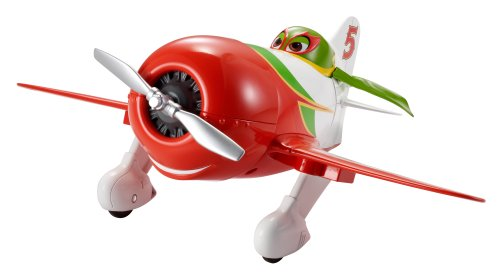 Disney Planes Deluxe Talking El Chupacabra Plane