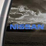 Nissan Blue Decal GTR SE-R S15 S13 350Z Window Blue Sticker