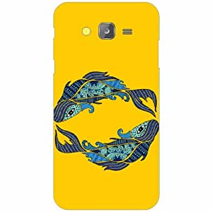 Printland Designer Back Cover for Samsung Galaxy J5 Case Cover