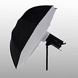 ePhoto SB1005U43 43-Inch Umbrella Soft box Reflector