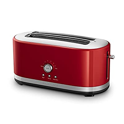 KitchenAid KMT4116CU 4 Slice Long Slot Toaster with High Lift Lever from KitchenAid