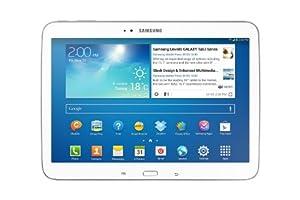 Samsung Galaxy Tab 3 10.1 P5220 Sim Free Factory Unlocked Tablet (16GB INTERNAL MEMORY, WHITE)