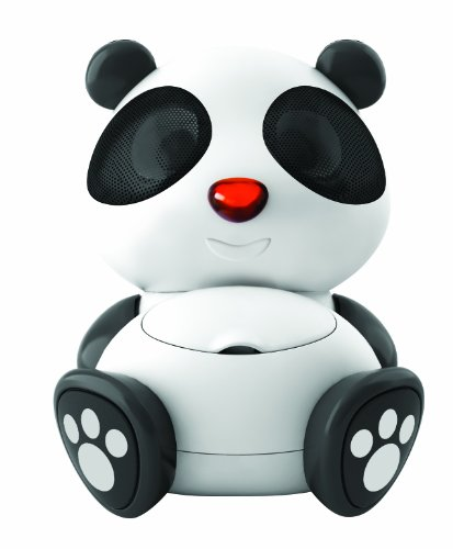 Electric Friends Sing Sing The Panda Speaker Docking Station For Ipod And Iphone