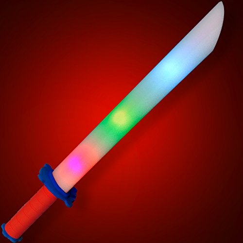 Foam Light Up Led Toy Sword